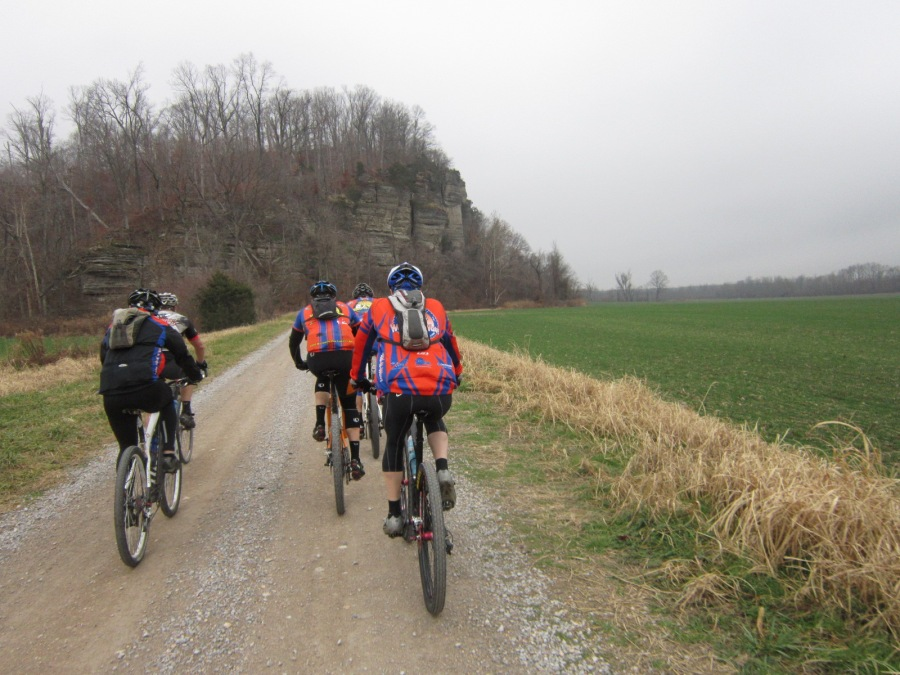 An image from last years DS100K West Side Ride
