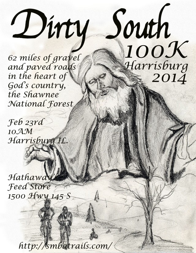 dirty south 100k harrisburg 2014